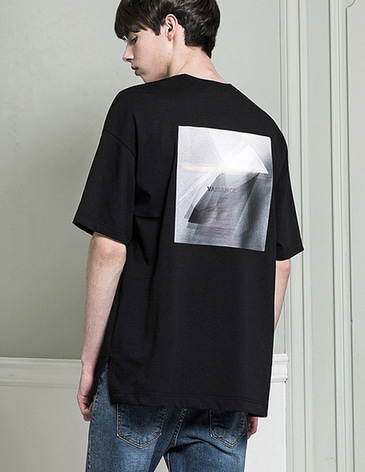VARIANCE T-SHIRTS [BLACK]