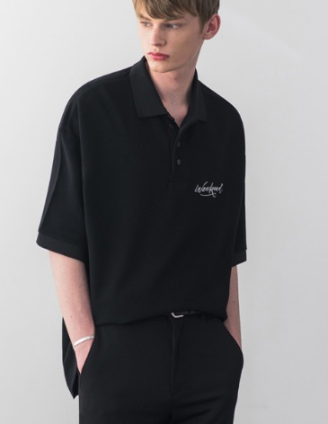 WEEKEND PK T-SHIRT [BLACK]