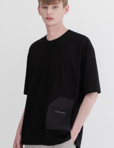 TECHNICAL LAYER T-SHIRTS [BLACK]