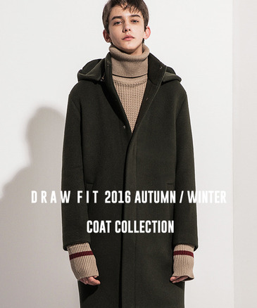 16 A/W COAT COLLECTION